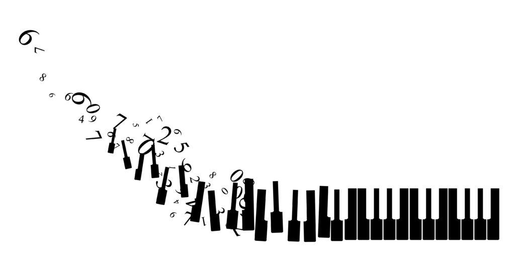 MUSICA E MATEMATICA: INTERVALLI DI NUMERI E NUMERI DI INTERVALLI